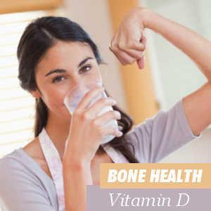La vitamine D pour notre santé osseuse