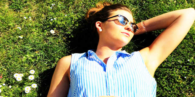 Prenez le soleil tous les jours
